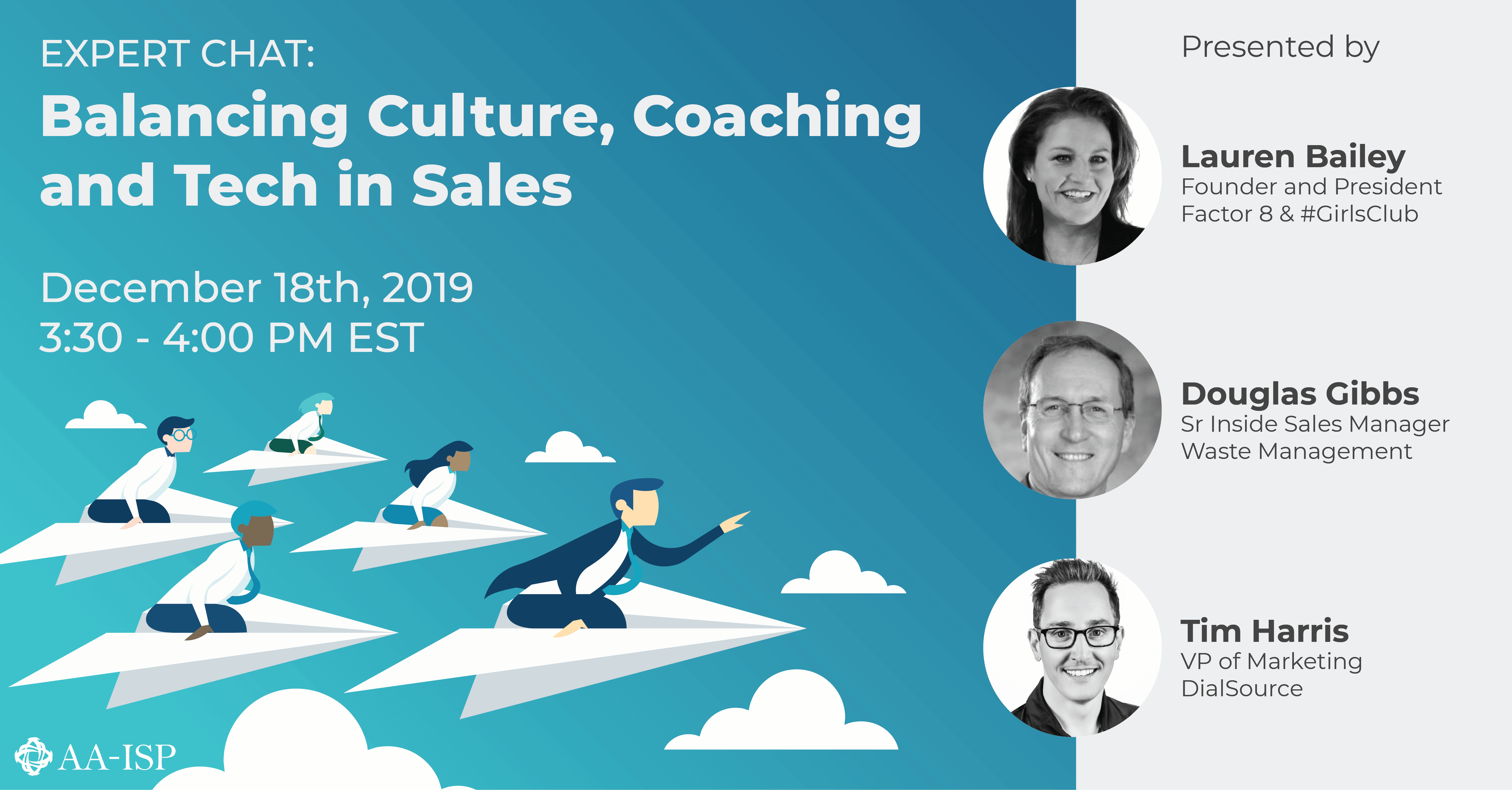 Expert Chat: Balancing Culture, Coaching, and Tech in Sales