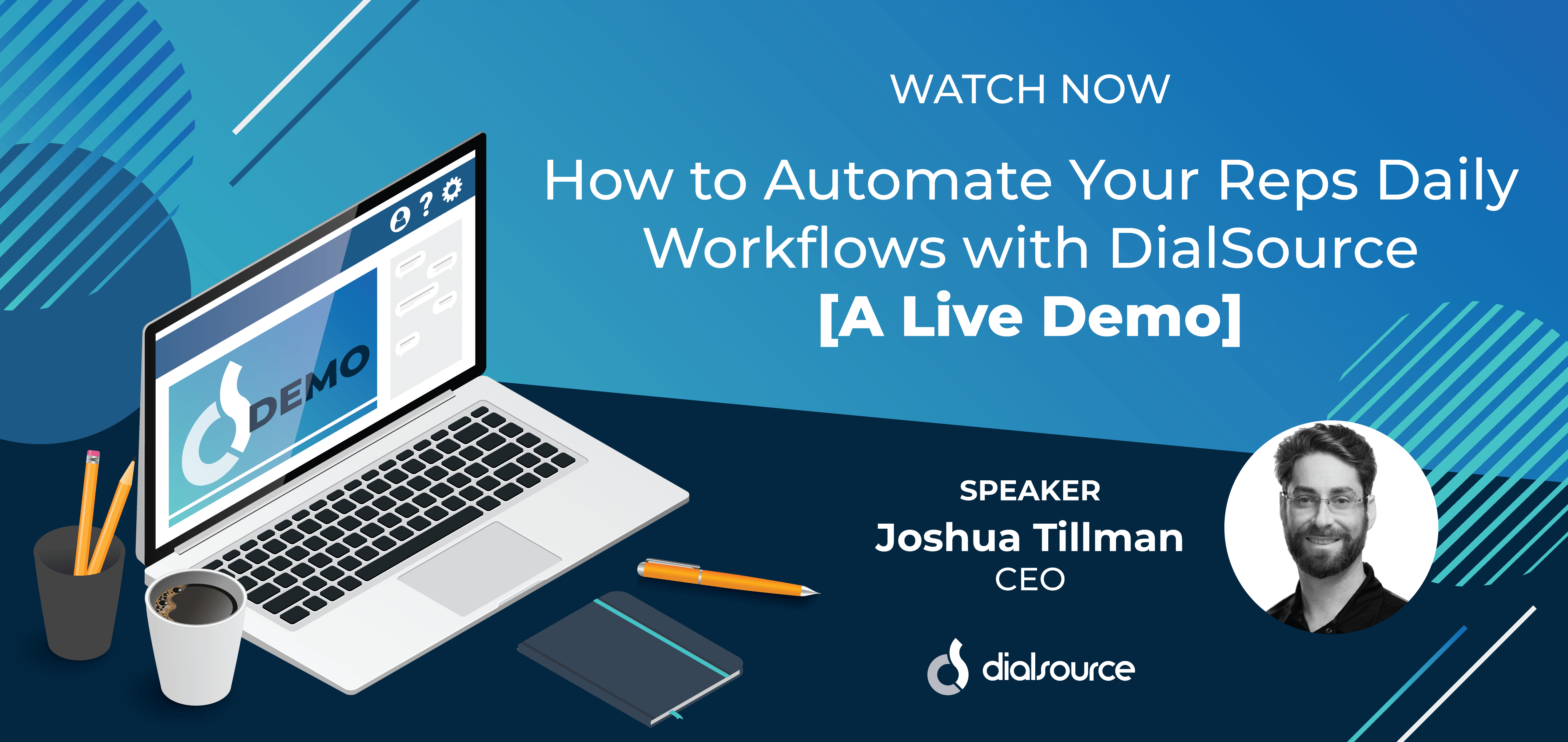 How to Automate Your Reps Daily Workflows with DialSource